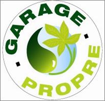 Label Garage Propre